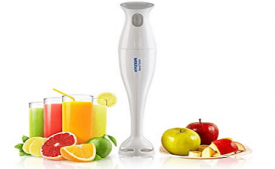 Buy Hyundai HHB15W1B 150-Watt Hand Blender at Rs 679 from Amazon