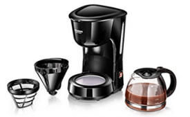 Buy Hyundai CM-HDB6B07-CXF 6-Cup Coffee Maker at Rs 1,099 from Amazon