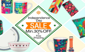 India Circus Coupons, Offers:  Flat 45% Off Sale + Rs 120 Cashback October 2017