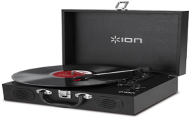 Buy Ion Audio Vinyl Transport VJB01 Turntable with Built-In Stereo Speakers at Rs 3,099 from Amazon