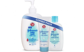 Buy Johnson's Baby Nourishing Milk Combo at Rs 486 from Amazon