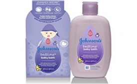 Buy Johnsons Bedtime Baby Bath (200ml) at Rs 121 from Amazon