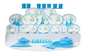 Buy Joyo Acrylic 60 Dinner Set from Snapdeal at Rs 1,845 Only