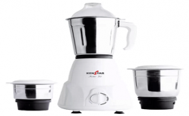 Buy Kenstar KMA50W3S-DBB 500 W Mixer Grinder at Rs 1,199 from Flipkart