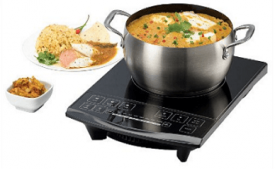 Buy Kenwood IH350 New 1900-Watt Induction Hob at Rs 1,970 from Amazon