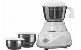 Buy Lifelong Power Pro LLMG02 500-Watt Mixer Grinder with 3 Jars (Brown) at Rs 975 from Flipkart