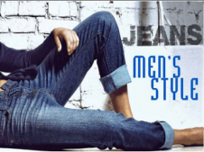 Locomotive Mens Jeans Clothing Amazon Offers: Flat 60% off Starting at Rs 959
