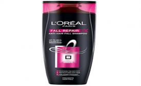 Buy Loreal Paris Fall Resist 3X Anti-hair Fall Shampoo at Rs 265 Amazon