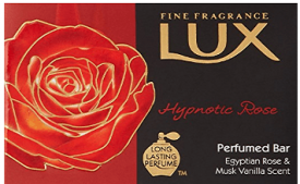 Buy LUX Hypnotic Rose Soap Bar 75g at Rs 17 from Amazon