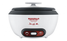 Buy Maharaja Whiteline Cool Touch 700-Watt Multi Cooker at Rs 994 from Amazon