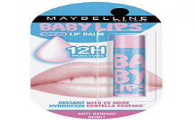 Buy Maybelline Baby Lips Anti Oxidant, Berry, 4g at Rs 99 from Amazon