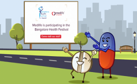 Medlife Coupons & Offers: Get Upto 90% OFF on Medicines & Tests August 2017