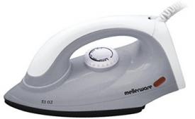 Buy Mellerware EI 02 750-Watt Electric Iron at Rs 540 from Amazon