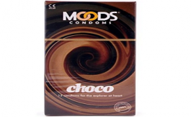 Buy Moods Choco Condoms - 12 Pieces at Rs 100 on Amazon
