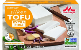 Buy Mori-Nu Silken Tofu, Extra Firm, 349g at Rs 101 from Amazon