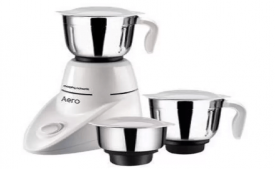 Buy Morphy Richards Aero New 500 W Mixer Grinder at Rs 1,845 from Flipkart