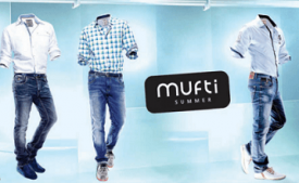 Mufti Men's Clothing Amazon Offers - Upto 70% off from Starting at Rs 499 Only