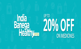 Netmeds coupons offers & promo code - Flat 15% Off on all prescribed drugs - May 2018