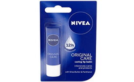 Buy Nivea Lip Balm Original Care, 4.8g at Rs 75 from Amazon