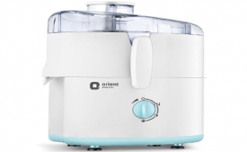 Buy Orient Electric JMKK45B2 450 Watts Kitchen Kraft Juicer Mixer Grinder with 2 Jars at Rs 2,399 from Amazon