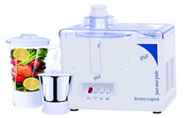 Buy Orpat Kitchen Legend 500-Watt Juicer Mixer Grinder at Rs 2,010 from Amazon