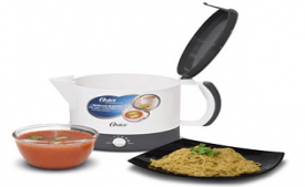 Buy Oster BVSTKT4071 1000-Watt Multicook Express at Rs 539 from Amazon
