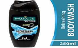Buy Palmolive Men Refreshing Imported Body Wash, 250ml at Rs 142 from Amazon
