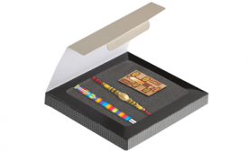 Buy Parker Vector Special Edition Roller Ball Pen with Rakhi Combo at Rs 229 from Amazon