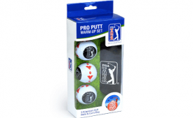 Buy PGA Tour (T150) Men's Pro Putt Training Golf Balls, Pack of 3 at Rs 339 from Amazon