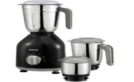Buy Philips HL7756/00 750-Watt Mixer Grinder with 3 Jars at Rs 2,599 from Amazon