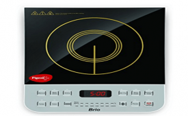 Buy Pigeon Brio 2100-Watt Induction Cooktop from Amazon at Rs 1915 Only
