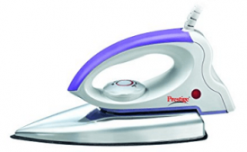 Buy Prestige PDI 03 750-Watt Dry Iron at Rs 504 from Amazon