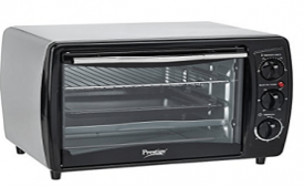 Buy Prestige POTG 19 PCR 1380-Watt Oven Toaster Grill at Rs 3,780 from Amazon