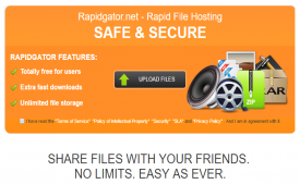 Rapidgator Premium Coupons & Offers deals- Flat 30% Off for New Users- May 2018