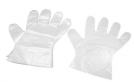 Buy Rudham Disposable Gloves, 300 Pieces, Transparent at Rs 145 from Amazon