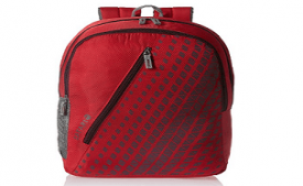 Buy Safari 25 Ltrs Red Casual Backpack at Rs at Rs 640 from Amazon