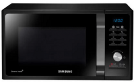 Buy Samsung 23 L Solo Microwave Oven (MS23J5133AG/TL, Black) at Rs 5,999 from Amazon