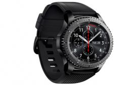 Buy Samsung Gear S3 Frontier Smartwatch Stainless Steel from Amazon at Rs 28,500