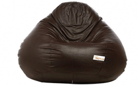 Buy Sattva XXXL Bean Bag without Beans (Brown) at Rs 599 from Amazon