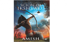 Buy Scion of Ikshvaku Epic adventure story book on the Ramayana at Rs 175 from Amazon