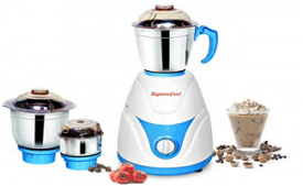 Buy Signora Care Eco Plus 500-Watt Mixer Grinder with 3 Jars at Rs 999 from Amazon