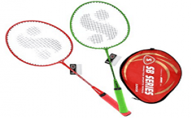 Buy Silvers JUNIOR JB-190 COMBO1 Badminton Kit at Rs 299 from Amazon
