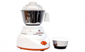 Buy Singer Polo SMG502POT 500-Watt Mixer Grinder at Rs 1,399 from Amazon