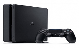 Buy Sony PS4 1 TB Slim Console from Amazon at Rs 31,670 Only