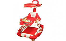 Buy Sunbaby Joyride Walker (Red) at Rs 1,845 from Amazon