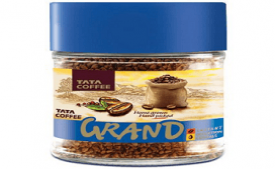 Buy Tata Coffee Grand Jar 50g at Rs 82 from Amazon