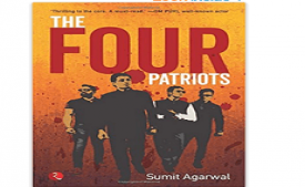 Buy The Four Patriots Paperback at Rs 150 from Amazon