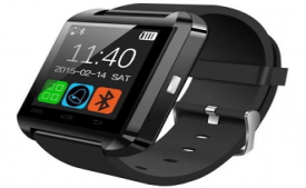 Buy Top Goods U8 Black Smartwatch at Rs 599 from Flipkart