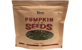 Buy True Elements Pumpkin Seeds, 150g at Rs 187 from Amazon