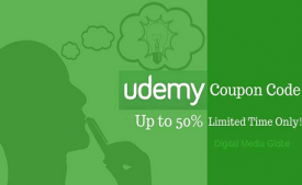 Udemy Coupons & Offers: Flat 90% OFF on all Online Courses November 2017
